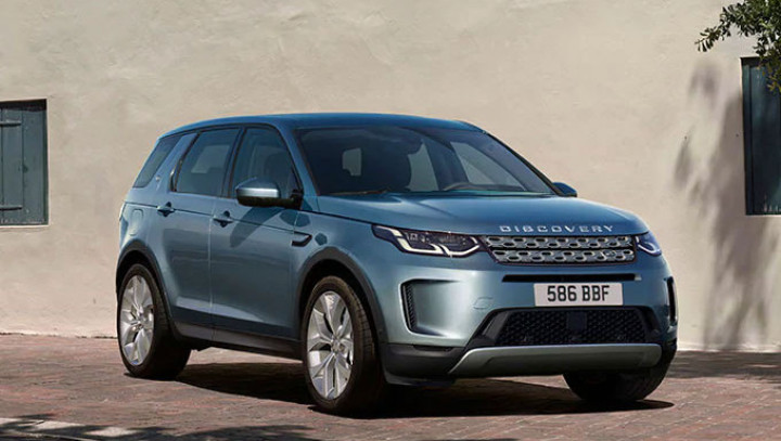 Land Rover Discovery Sport Hybride MHEV