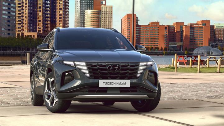 Hyundai TUCSON Hybrid