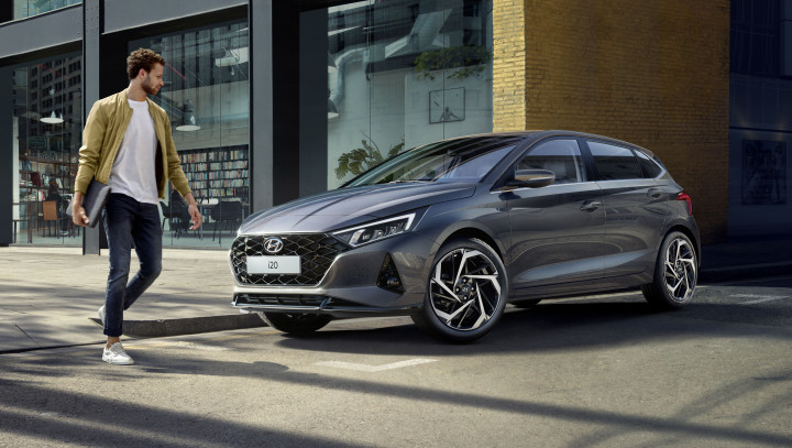 Hyundai i20 Nouvelle Génération