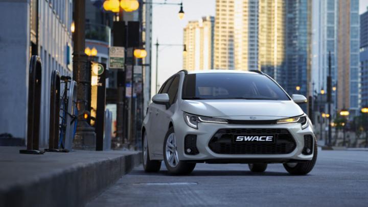 Suzuki SWACE Hybrid