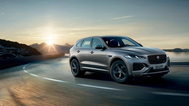 Jaguar F-PACE Hybrid MHEV