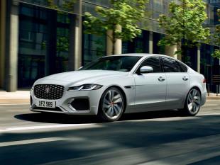 Jaguar XF Hybride MHEV