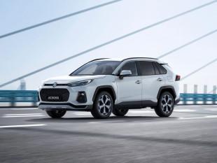 Suzuki ACROSS Hybride Rechargeable