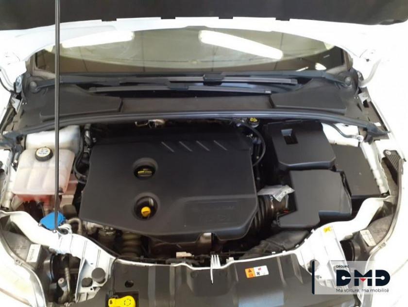 Ford Focus 1.6 Tdci 95ch Fap Stop&start Trend 5p - Visuel #14