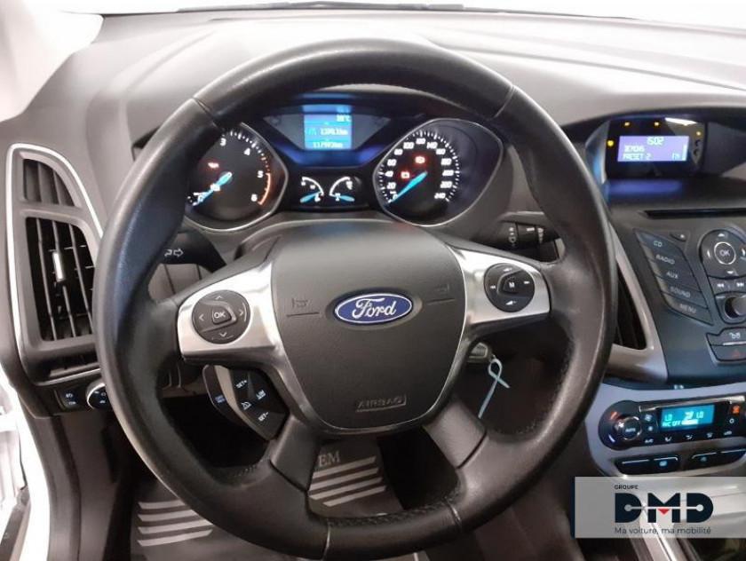 Ford Focus 1.6 Tdci 95ch Fap Stop&start Trend 5p - Visuel #7