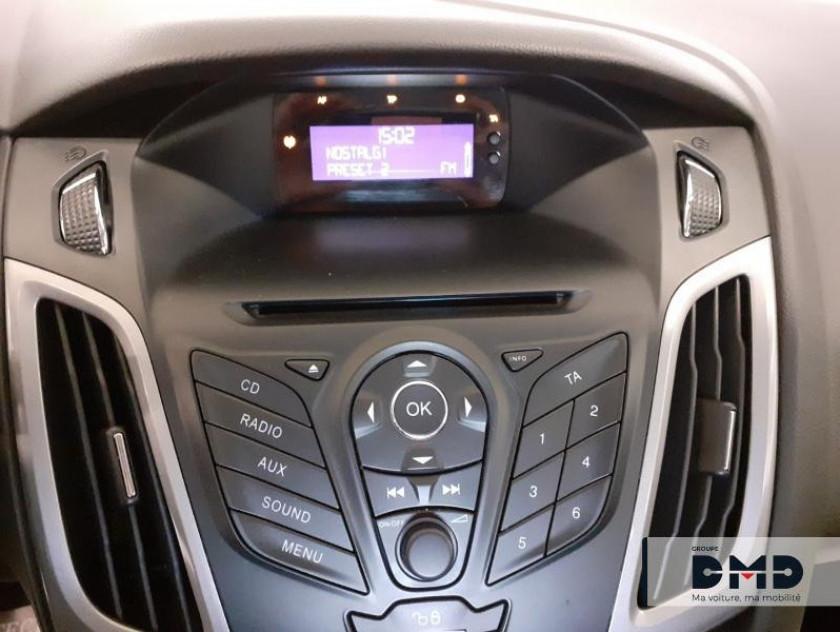 Ford Focus 1.6 Tdci 95ch Fap Stop&start Trend 5p - Visuel #6