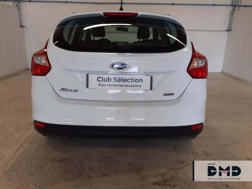 Ford Focus 1.6 Tdci 95ch Fap Stop&start Trend 5p - Visuel #11