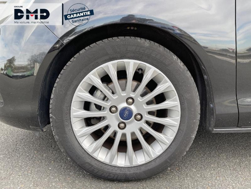 Ford B-max 1.6 Tdci 95ch Fap Titanium - Visuel #13