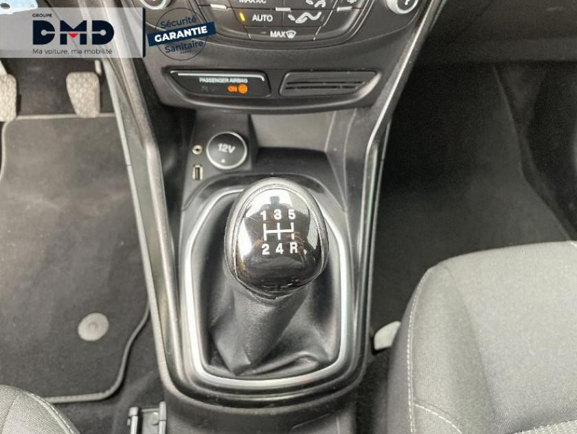 Ford B-max 1.6 Tdci 95ch Fap Titanium - Visuel #8