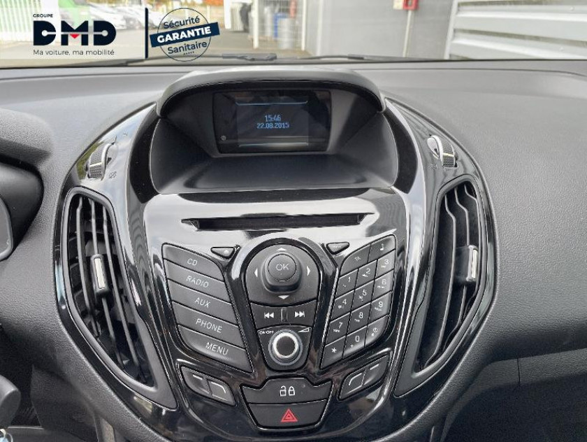 Ford B-max 1.6 Tdci 95ch Fap Titanium - Visuel #6