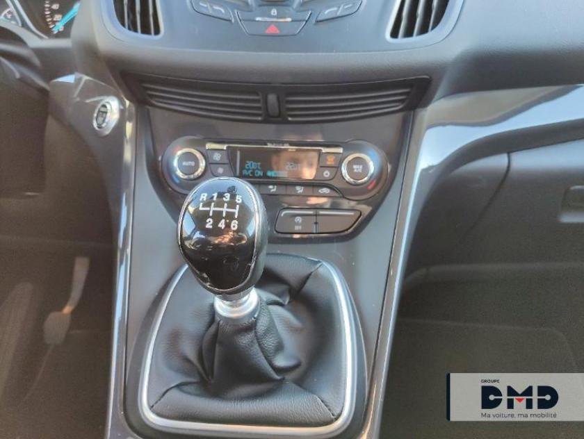 Ford Kuga 2.0 Tdci 150ch Titanium - Visuel #8