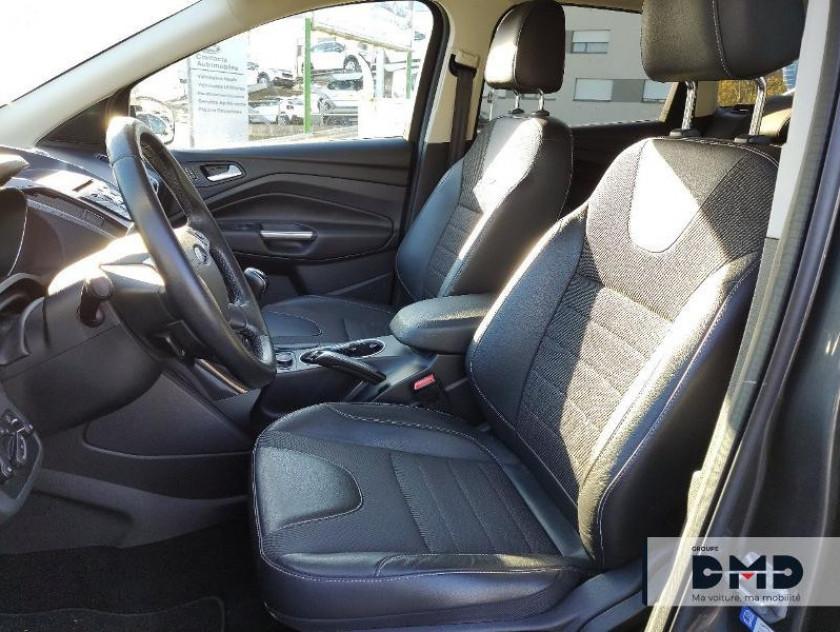 Ford Kuga 2.0 Tdci 150ch Titanium - Visuel #9