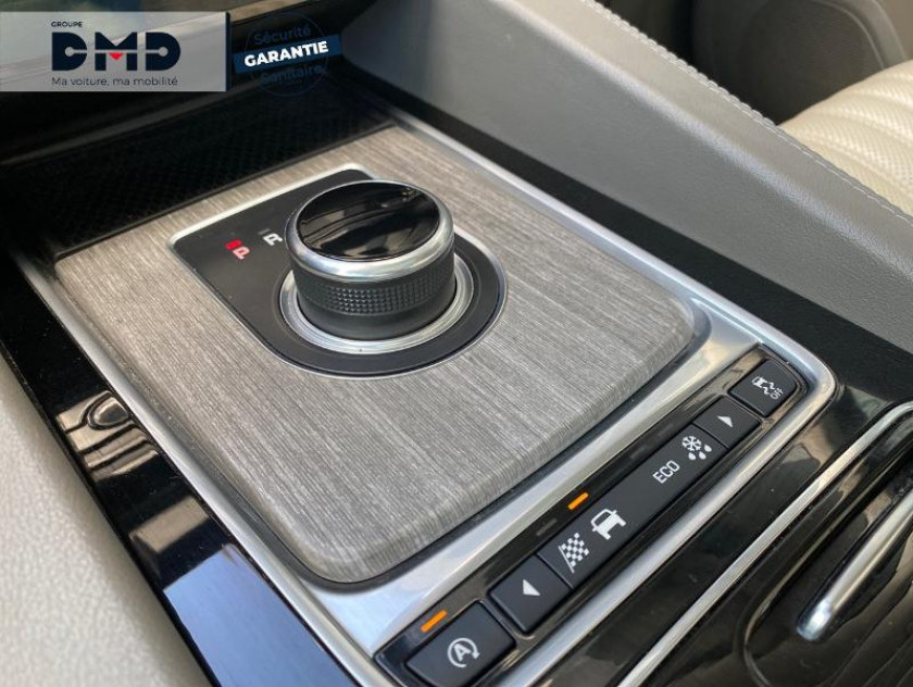 Jaguar F-pace 2.0d 180ch Portfolio 4x4 - Visuel #8