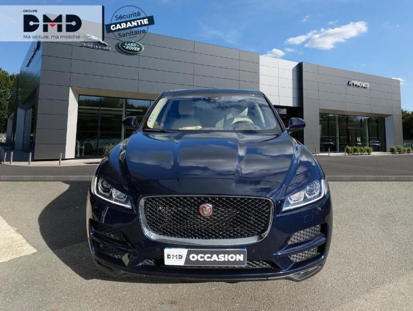 Jaguar F-pace 2.0d 180ch Portfolio 4x4 - Visuel #4
