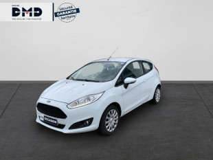 Ford Fiesta 1.5 Tdci 75ch Stop&start Edition 3p
