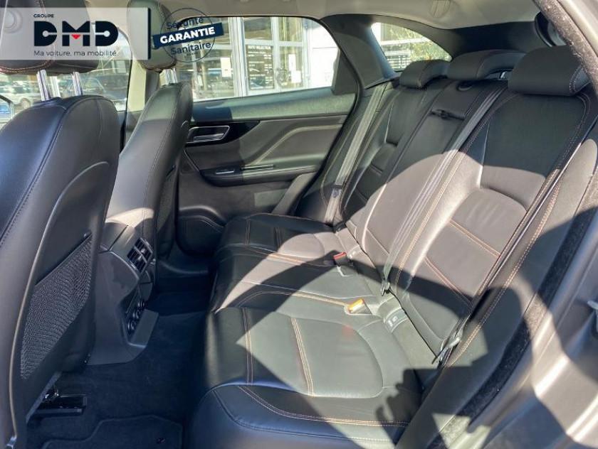 Jaguar F-pace 2.0d 180ch Prestige 4x2 - Visuel #10