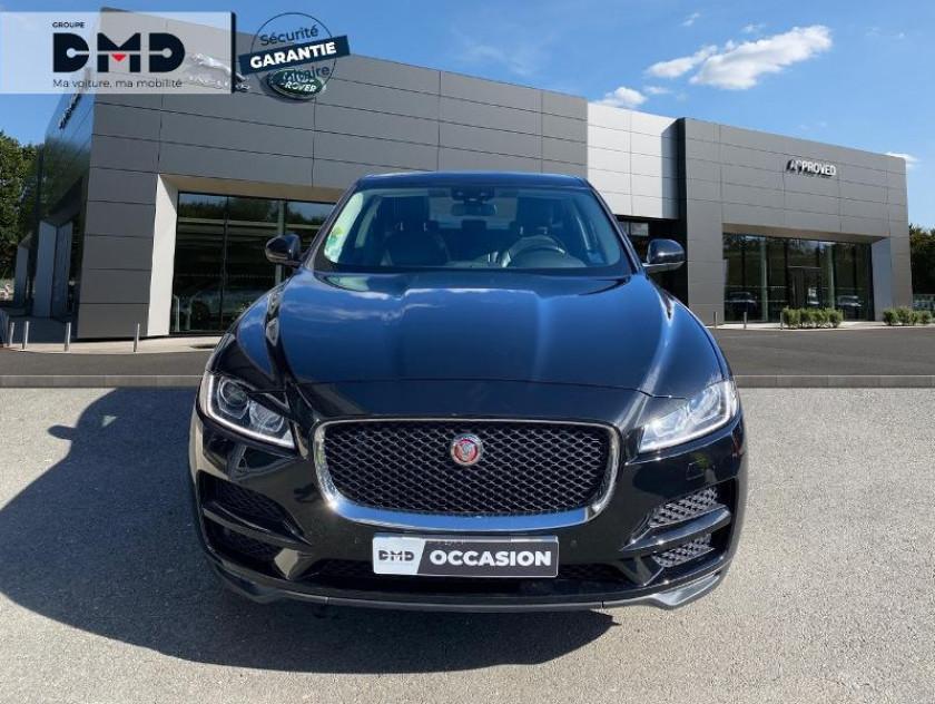 Jaguar F-pace 2.0d 180ch Prestige 4x2 - Visuel #4