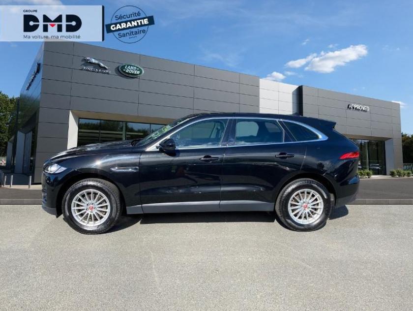 Jaguar F-pace 2.0d 180ch Prestige 4x2 - Visuel #2