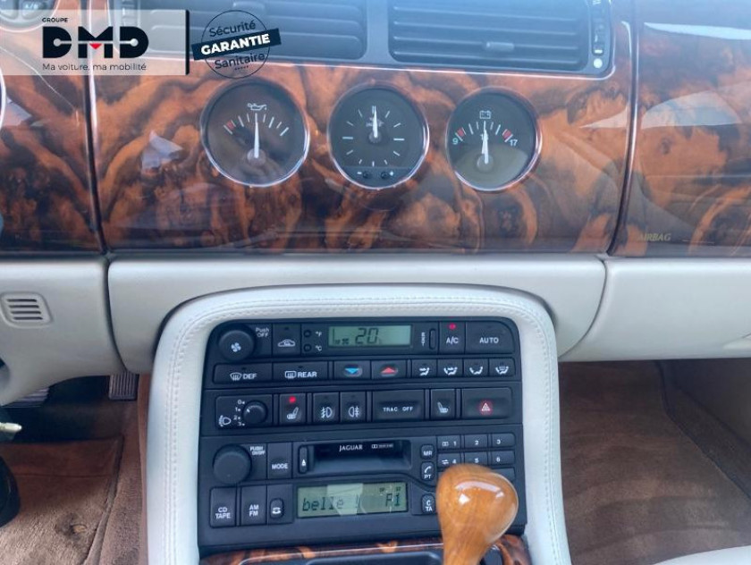 Jaguar Xk8 Coupe 4.0 V8 Ba - Visuel #6