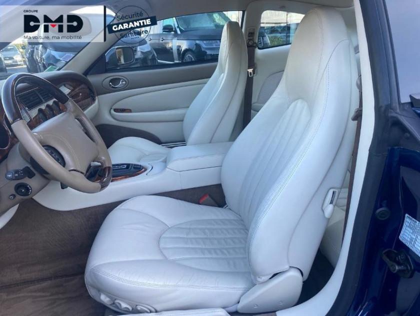 Jaguar Xk8 Coupe 4.0 V8 Ba - Visuel #9