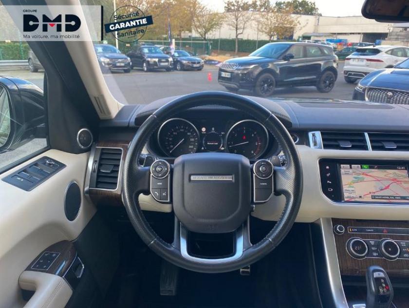 Land Rover Range Rover Sport Sdv6 3.0 306ch Hse Dynamic - Visuel #7