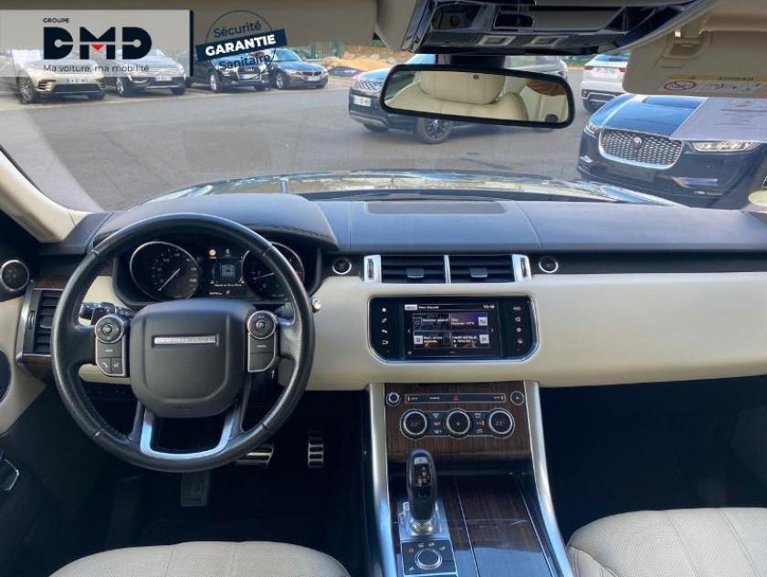 Land Rover Range Rover Sport Sdv6 3.0 306ch Hse Dynamic - Visuel #5
