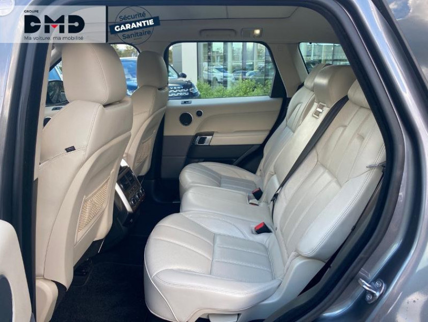 Land Rover Range Rover Sport Sdv6 3.0 306ch Hse Dynamic - Visuel #10