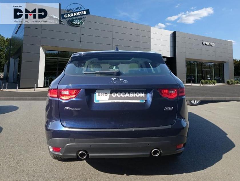 Jaguar F-pace V6 3.0d 300ch Portfolio 4x4 Bva8 - Visuel #11