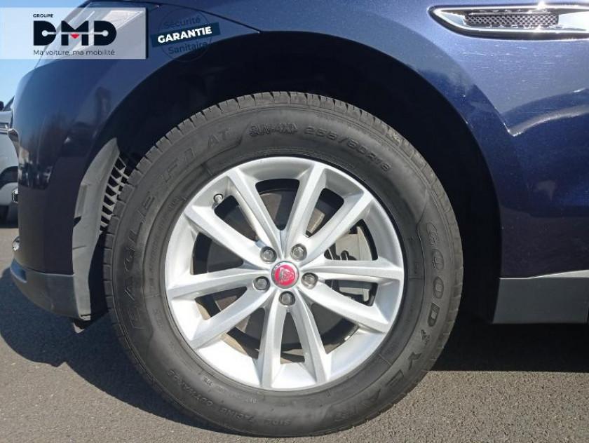 Jaguar F-pace V6 3.0d 300ch Portfolio 4x4 Bva8 - Visuel #13