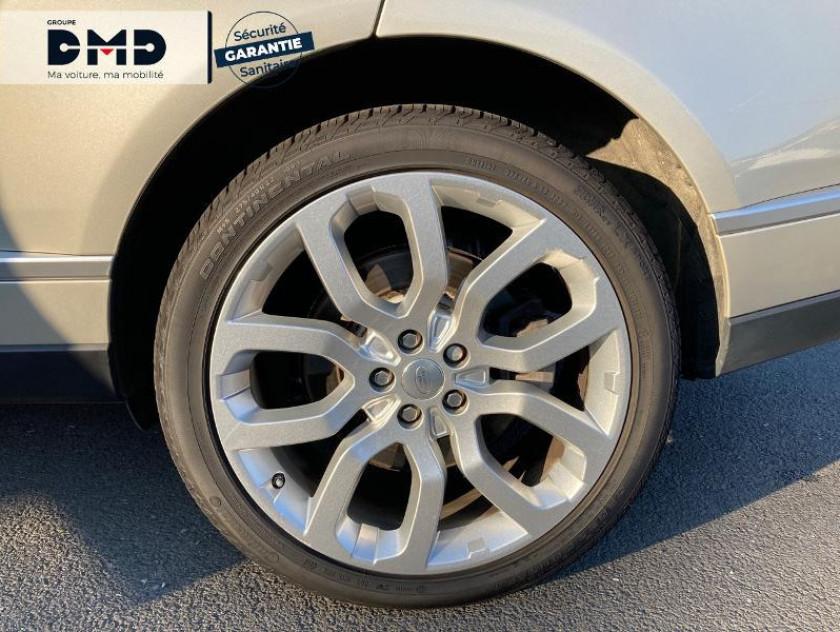 Land Rover Range Rover 5.0 V8 Supercharged - Visuel #13