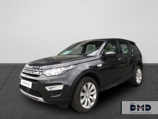 Land-rover Discovery Sport 2.0 Td4 180ch Awd Hse Luxury Bva Mark Ii
