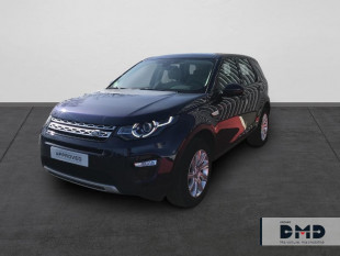 Land-rover Discovery Sport 2.0 Td4 150ch Awd Hse Mark Ii