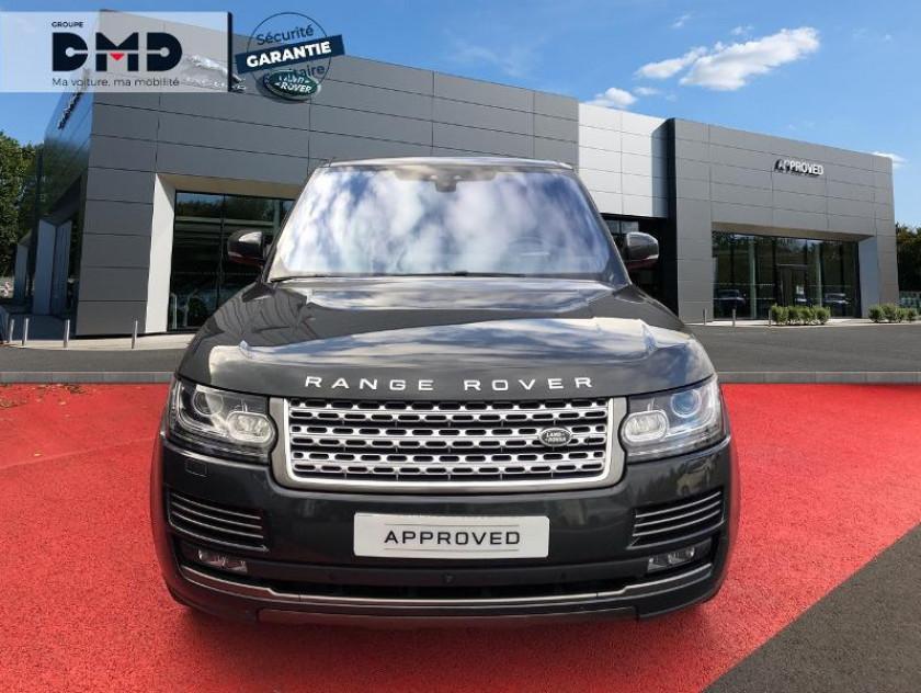 Land Rover Range Rover 3.0 Sdv6 Hybride 354ch Autobiography Swb Mark Vi - Visuel #4