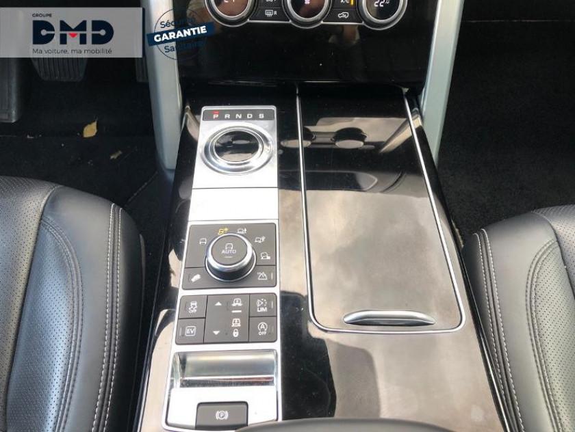Land Rover Range Rover 3.0 Sdv6 Hybride 354ch Autobiography Swb Mark Vi - Visuel #8