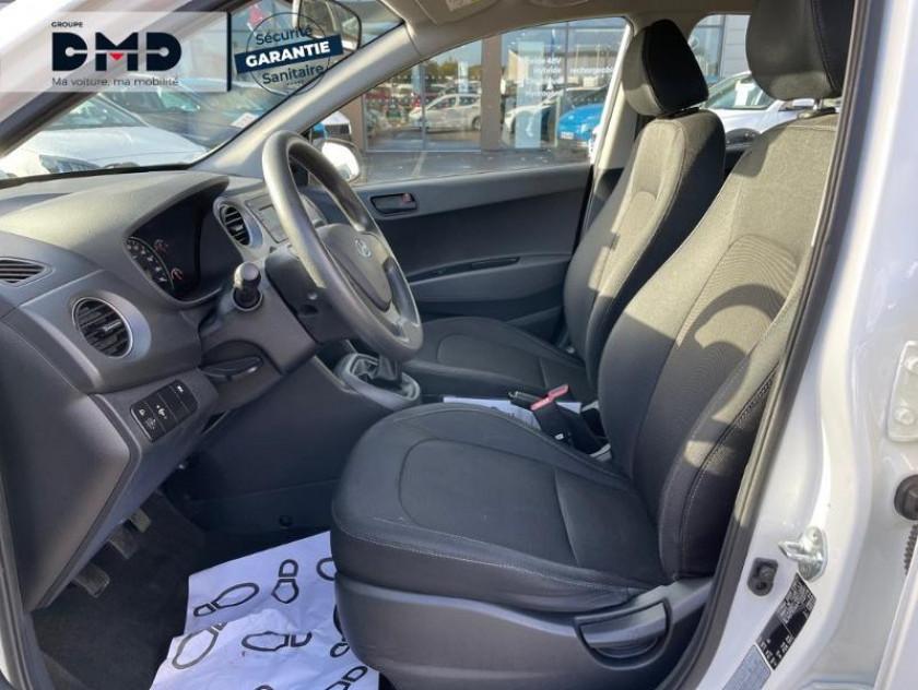 Hyundai I10 1.0 66ch Initia - Visuel #9