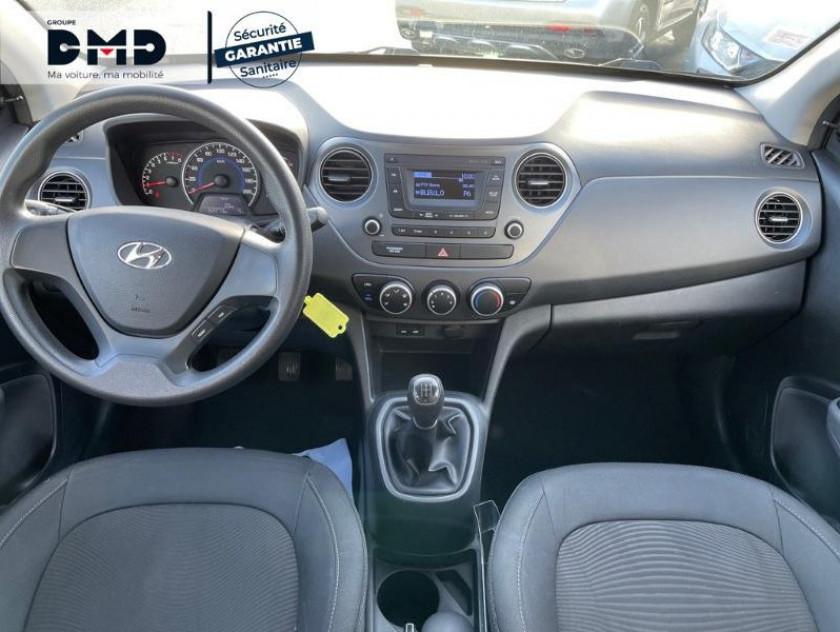 Hyundai I10 1.0 66ch Initia - Visuel #5
