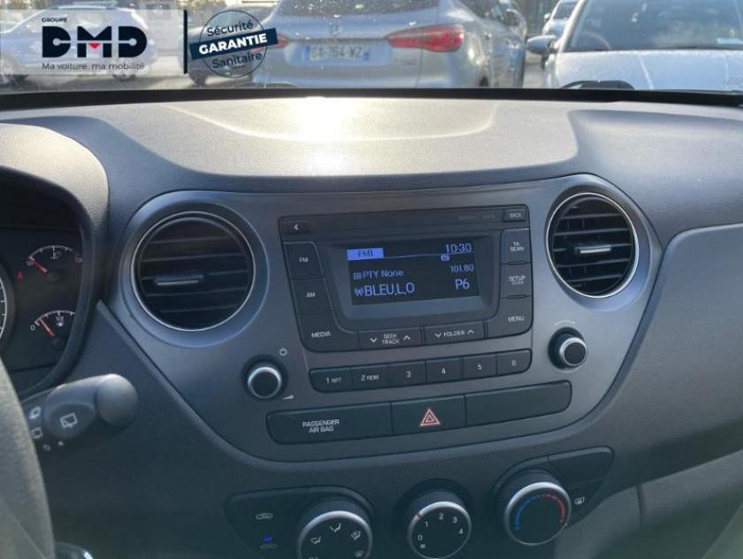 Hyundai I10 1.0 66ch Initia - Visuel #6