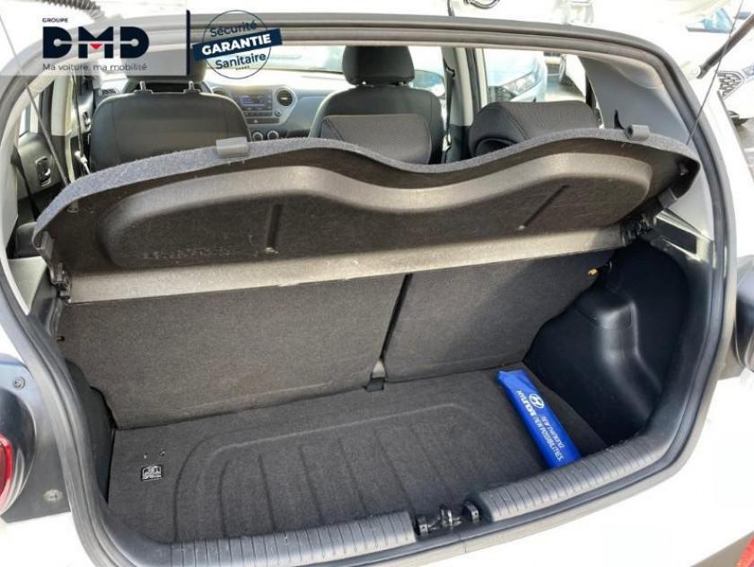 Hyundai I10 1.0 66ch Initia - Visuel #12