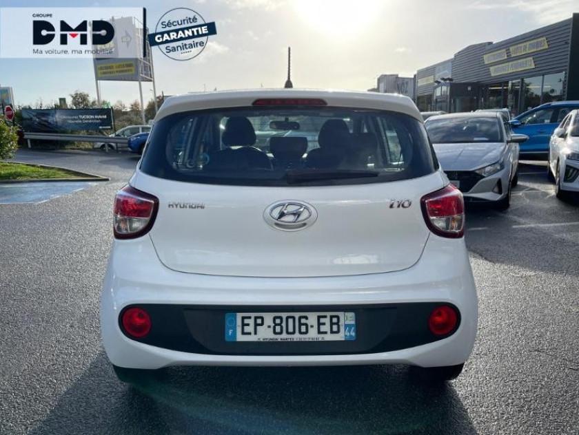 Hyundai I10 1.0 66ch Initia - Visuel #11