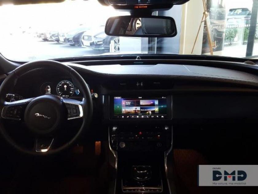 Jaguar Xf Sportbrake 2.0d 240ch R-sport Awd Bva - Visuel #5