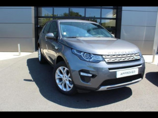 Land-rover Discovery Sport 2.0 Td4 180ch Awd Hse Bva Mark Ii