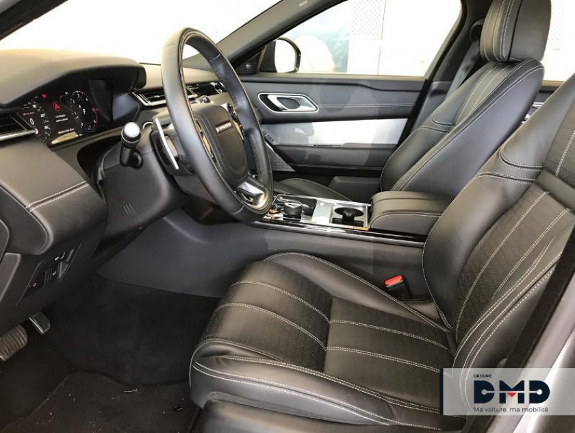 Land-rover Range Rover Velar 3.0d V6 300ch R-dynamic Hse Awd Bva - Visuel #9