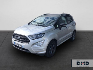 Ford Ecosport 1.0 Ecoboost 125ch St-line Bva6 Euro6.2