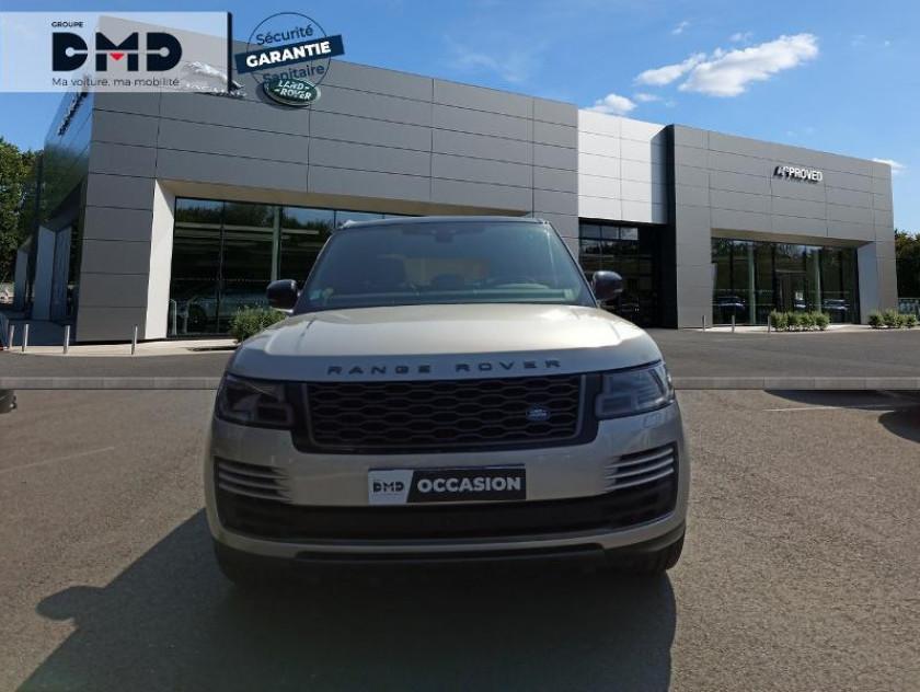 Land Rover Range Rover 4.4 Sdv8 339ch Vogue Swb Mark Vii - Visuel #4