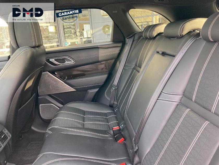 Land Rover Range Rover Velar 3.0d V6 300ch R-dynamic Hse Awd Bva - Visuel #10