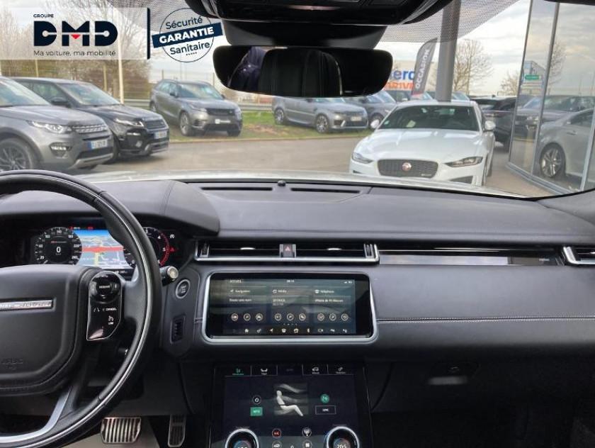 Land Rover Range Rover Velar 3.0d V6 300ch R-dynamic Hse Awd Bva - Visuel #5