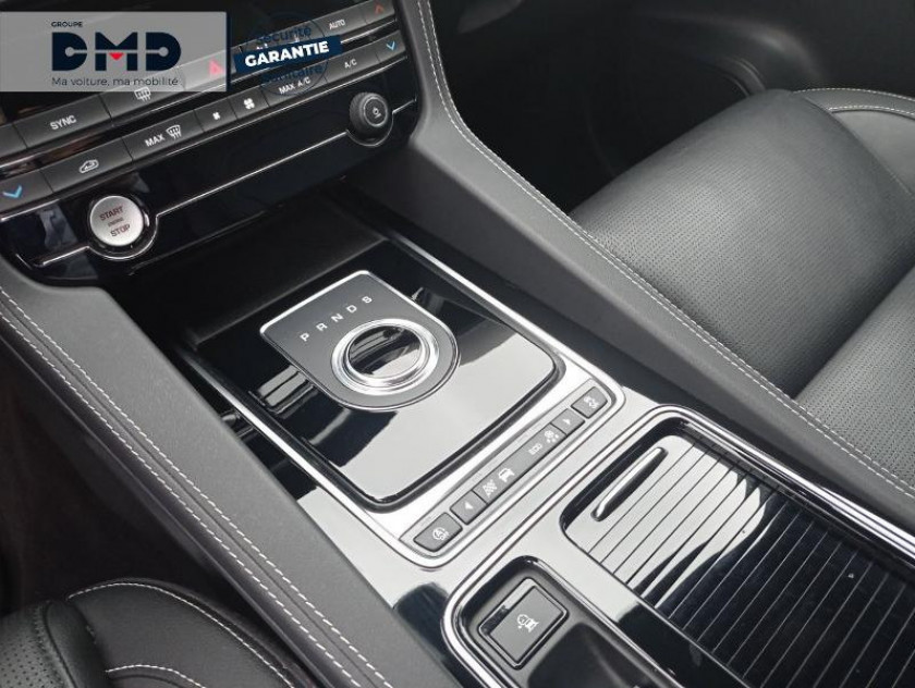 Jaguar F-pace 2.0d 180ch R-sport Awd Bva8 - Visuel #8
