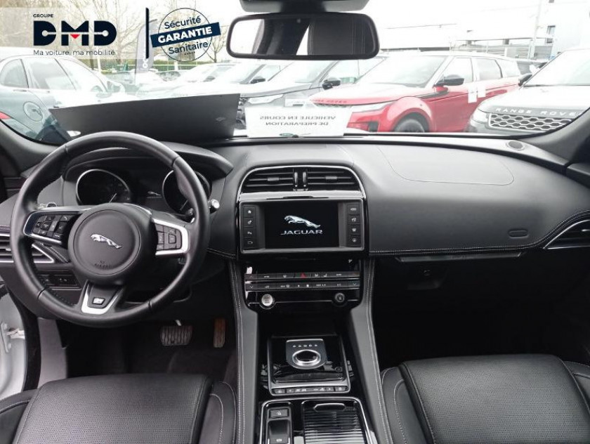 Jaguar F-pace 2.0d 180ch R-sport Awd Bva8 - Visuel #5