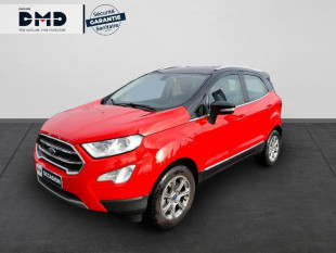 Ford Ecosport 1.0 Ecoboost 125ch Titanium Euro6.2