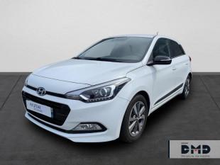 Hyundai I20 1.0 T-gdi 100 Edition #mondial